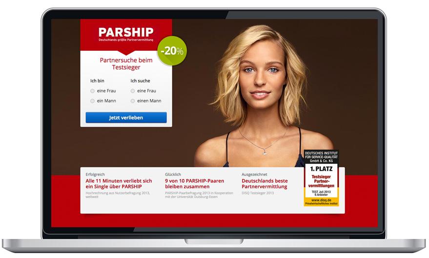 Partnersuche portale vergleich