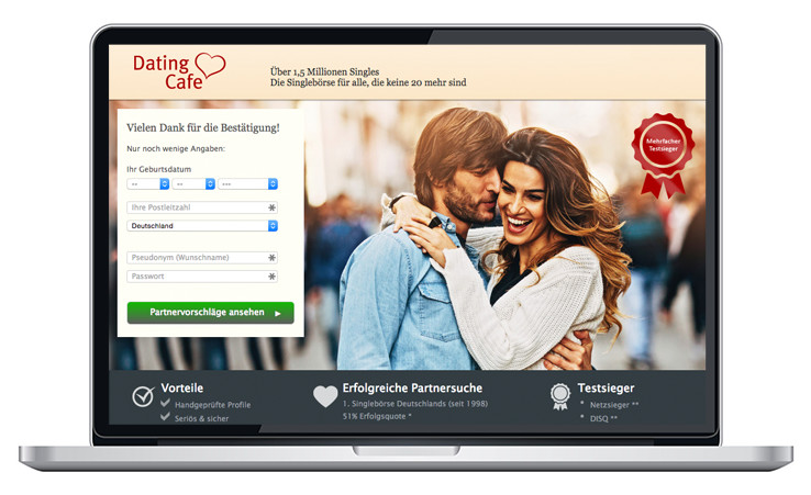 Dating Cafe Single-Events - Erleben & Verlieben in Wachtendonk