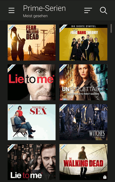 überzeugt Amazon Prime Instant Video Im Trialo Test