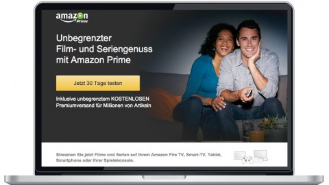 Amazon Prime Video Test