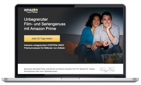 AmazonPrime Video Test
