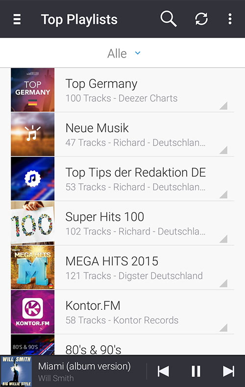 App_Top_Playlisten