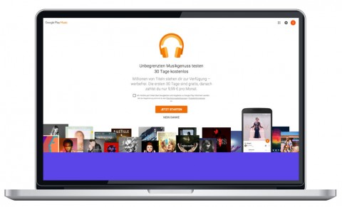 Google Music Test