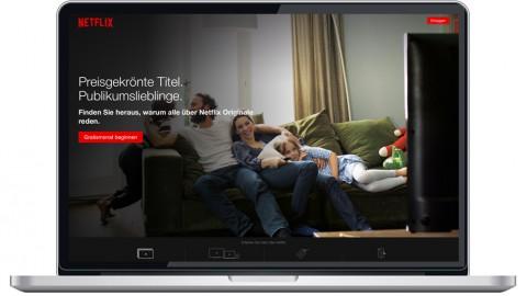 Die Netflix Codes für bisher verborgene Kategorien