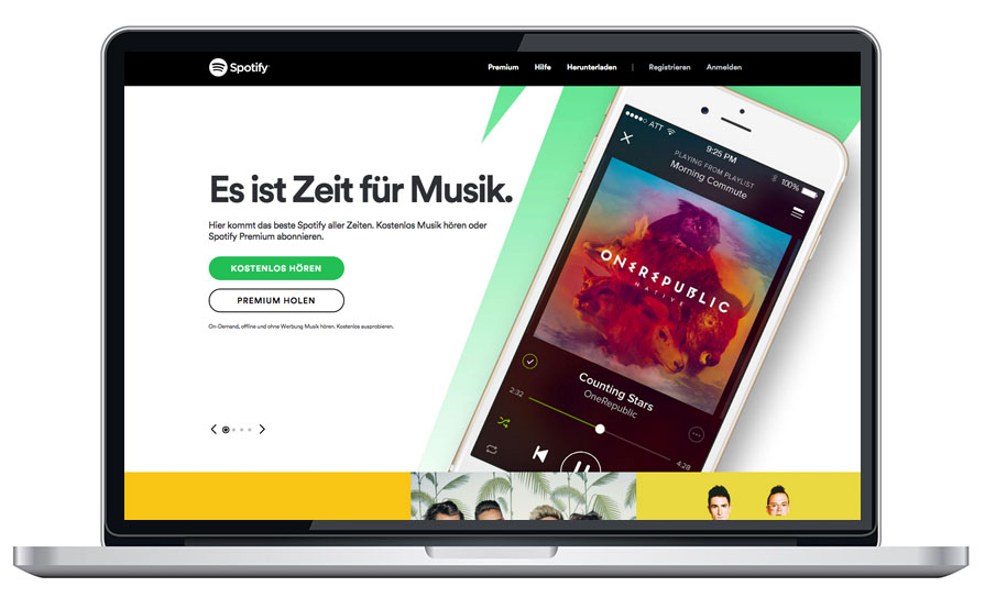Spotify-Testbericht