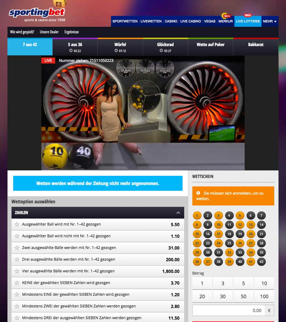 live_lotterie