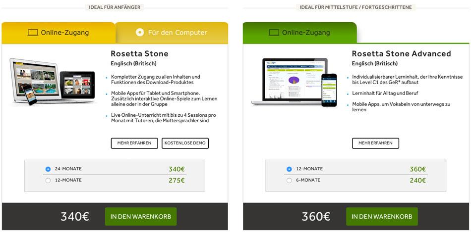 rosettastone_kosten