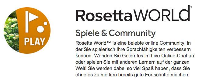 rosettaworld