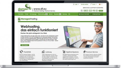 DomainFactory Testbericht