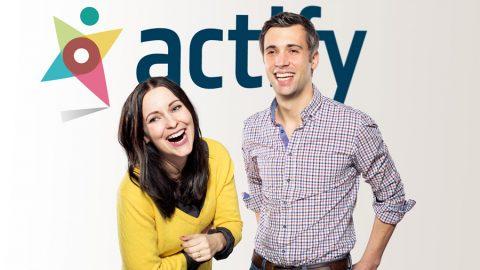 actify – das neue Freizeitportal
