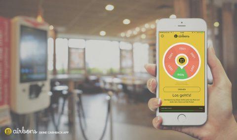 Airbons – Geld zurück beim Restaurantbesuch