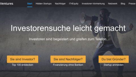 AllVentures – die einfache Investorensuche
