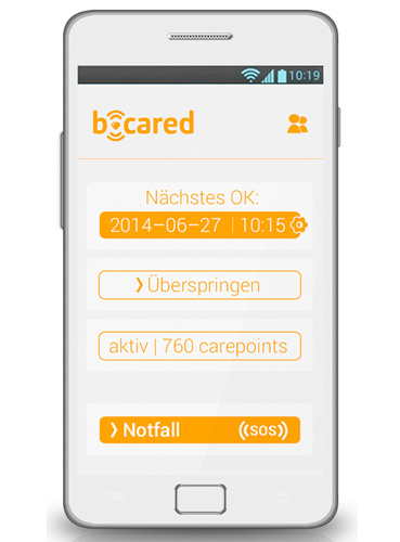 b-cared_app