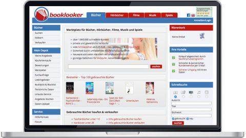 booklooker.de Testbericht