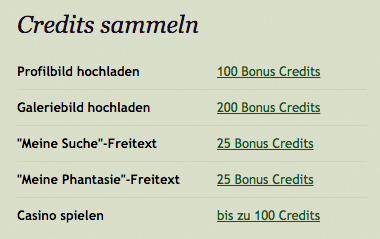 credits_sammeln