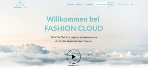 Fashion Cloud – digitaler Content für Mode-Händler