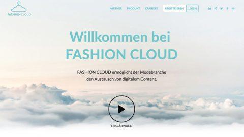 Fashion Cloud – digitaler Content für Mode-Händler