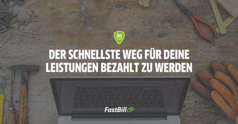 FastBill – Rechnungen erstellen und verwalten