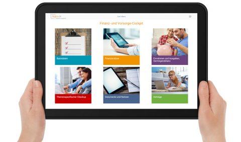 finatra – der Online-Finanzcheck für den privaten Haushalt