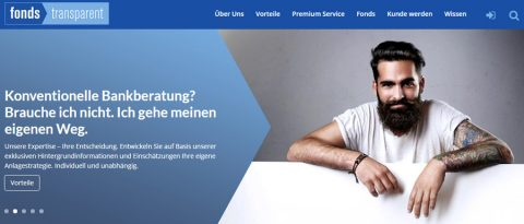 Fonds transparent – der Fonds-Vermittler