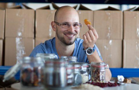 HAFERVOLL – der gesunde Müsliriegel?