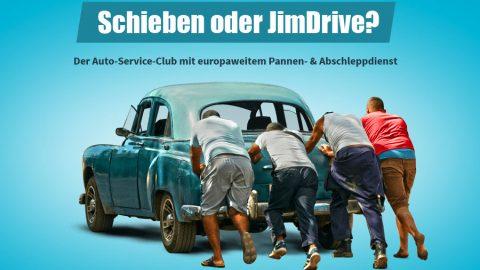 JimDrive – Pannenhilfe und Abschleppdienst zum Niedrigpreis