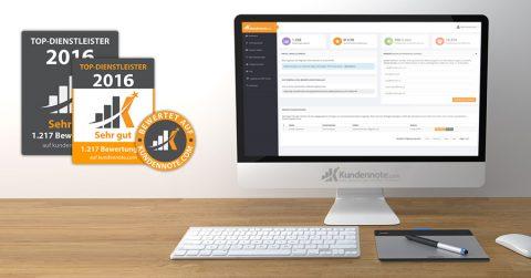 Kundennote.com – das Kunden-Bewertungsportal