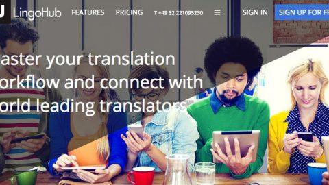 LingoHub – Übersetzen leichtgemacht