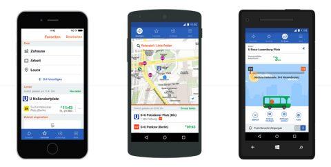Moovit – die lokale Mobilitäts-App