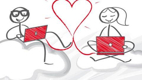 Mehr Erfolg beim Online-Dating durch einen passenden Profiltext