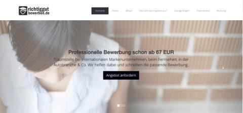 richtiggutbewerben.de – Interview mit Gründer Bilal Zafar