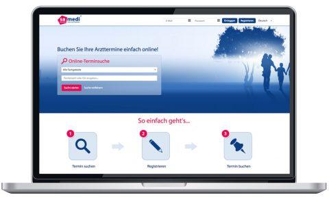 samedi® – Arzttermine einfach online buchen