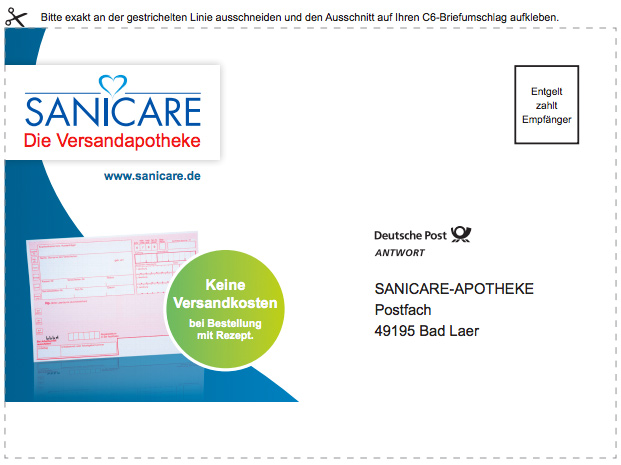 sanicare_test