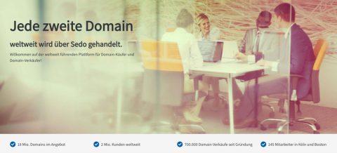 Sedo – Domains kaufen und verkaufen