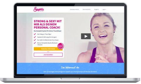 Sophia-Thiel.com Test