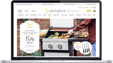 Springlane.de Testbericht