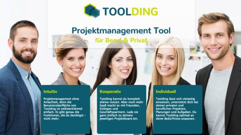 Toolding – Projektmanagement leicht gemacht