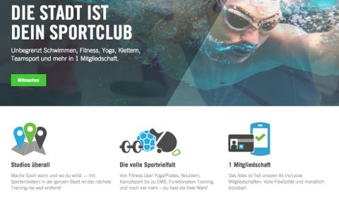 Urban Sports Club – All-Inklusive Sport