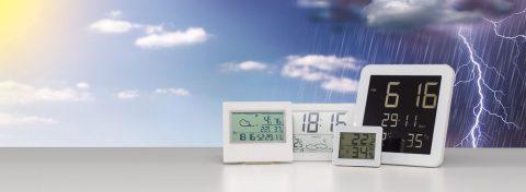 Wetterstation Vergleich