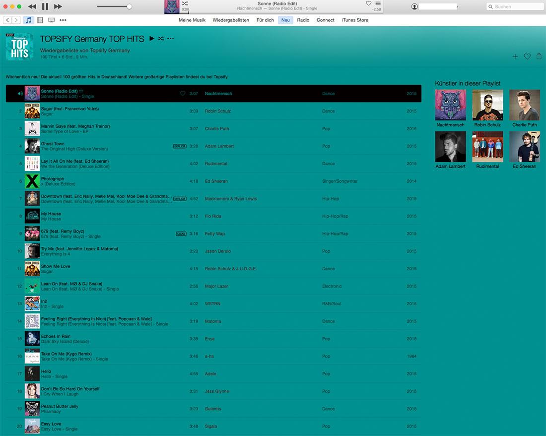 Apple-Music_Test_Wiedergabe