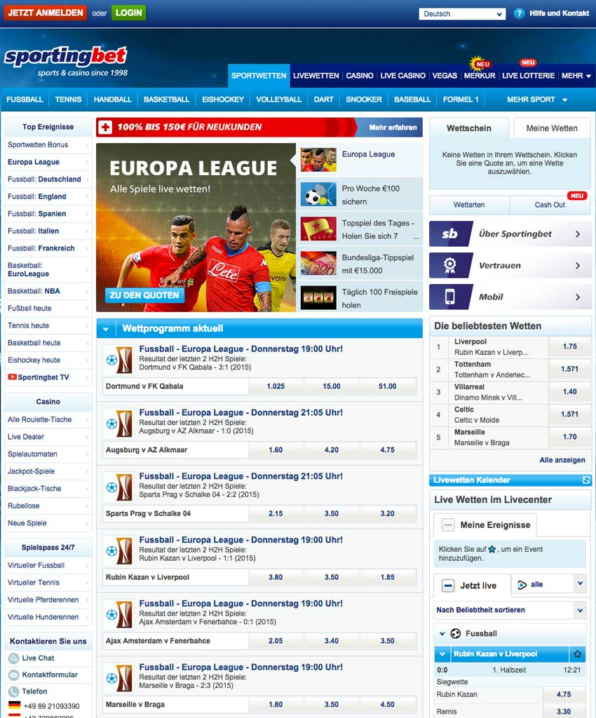 Startseite_sportingbet