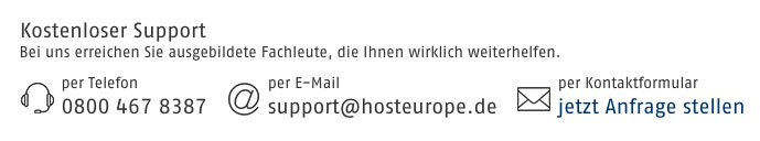 host_europe_support