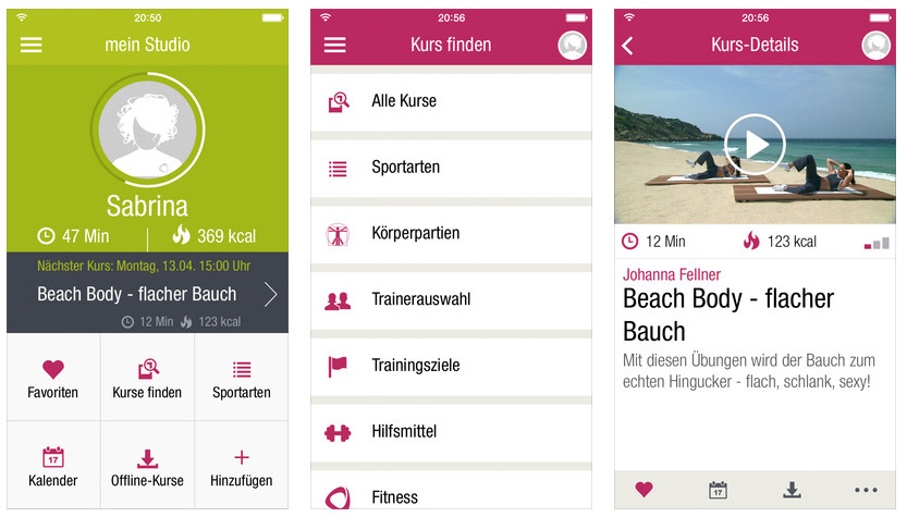 fitnessraum_app