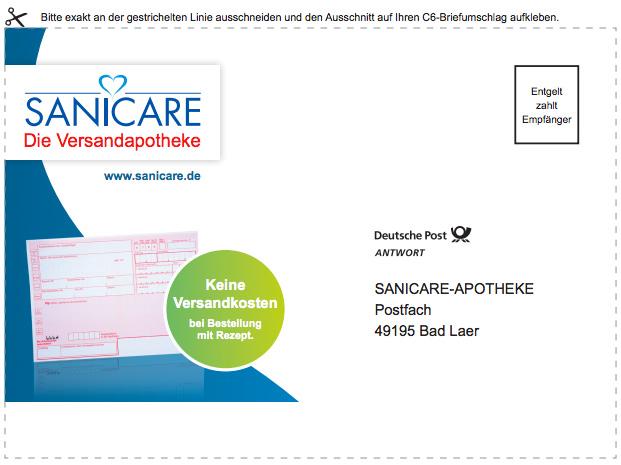 sanicare_test